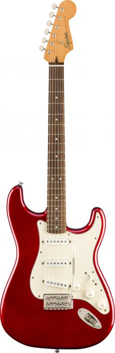 Guitarra Fender Squier Classic Vibe 60s Stratocaster LR | SSS | 037 4010 | Candy Apple Red (509)