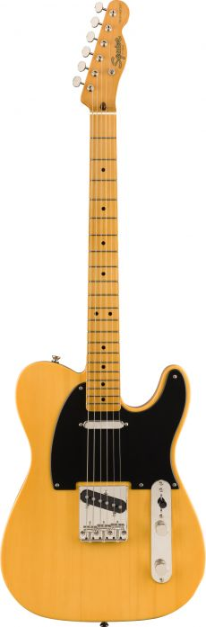 Guitarra Fender Squier Classic Vibe 50s Telecaster MN | SS | 037 4030 | Butterscotch Blonde (550)