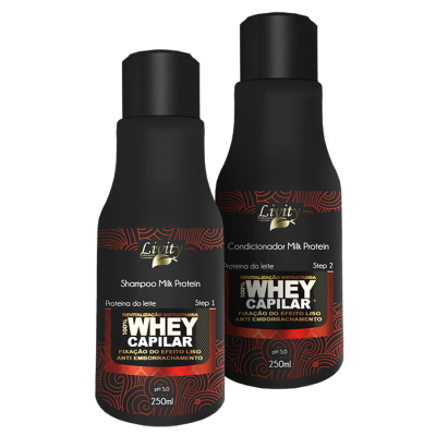Whey Protein Capilar kit Duo 250g