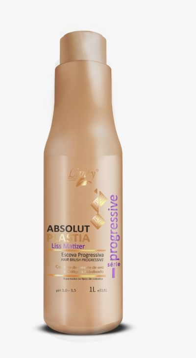 Escova Progressiva Absolut Plastia 1L
