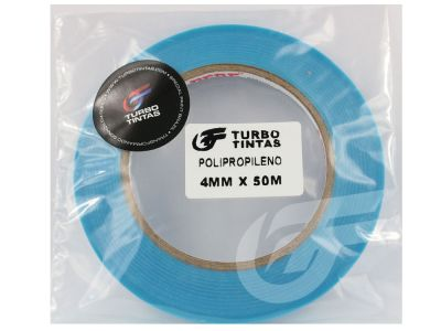 Fita Filete Automotiva Azul - 4mm x 50m