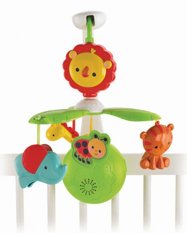 MOBILE FISHER PRICE GROW WITH ME