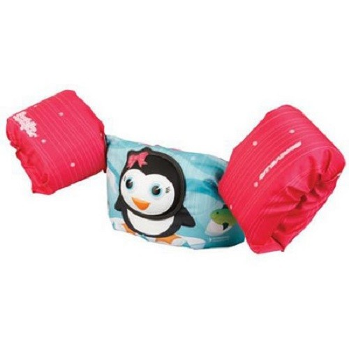 Boia Colete Stearns Pink Penguin 3D