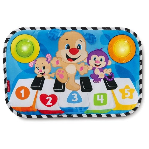 Tapete De Atividades Fisher Price Piano Dog
