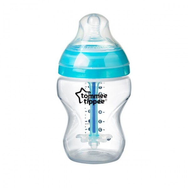 MAMADEIRA TOMMEE TIPPEE Advanced Anti-Cólica AZUL 260ML