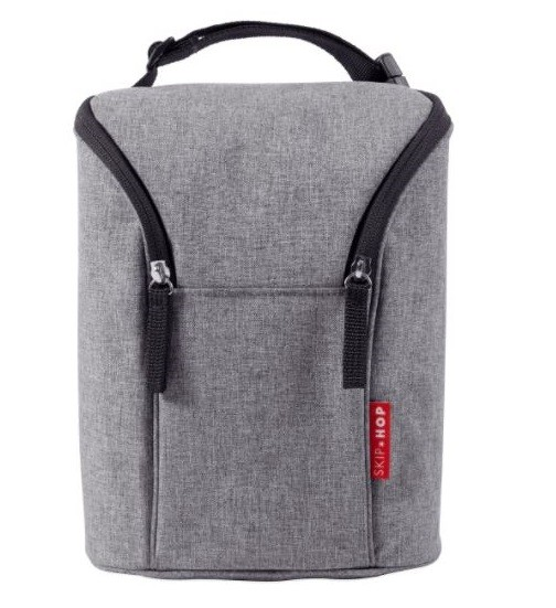 BOLSA TÉRMICA SKIP HOP HEATHER GREY
