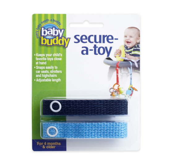 KIT PRENDEDOR BABY BUDDY NAVY/AZUL