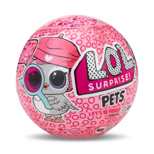 BONECA LOL SURPRISE PETS EYE SPY SERIES