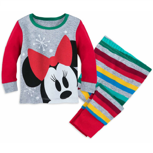 3f3efa0f2c PIJAMA DISNEY FAMILY BABY MINNIE MOUSE - BabyTunes By Vanessa