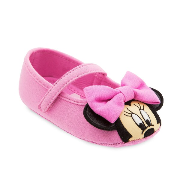 SAPATILHA DISNEY MINNIE MOUSE ROSA