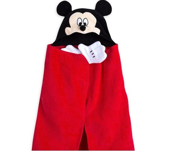 TOALHA DISNEY MICKEY MOUSE RED