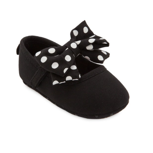 SAPATILHA DISNEY POLKA DOT LACE MINNIE MOUSE