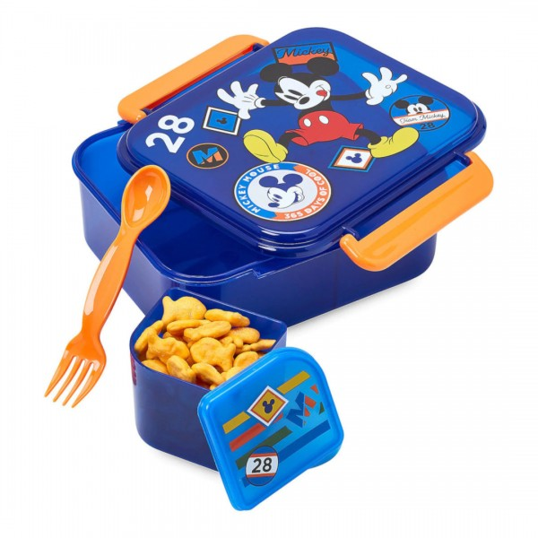 Lancheira Disney Mickey Mouse Blue