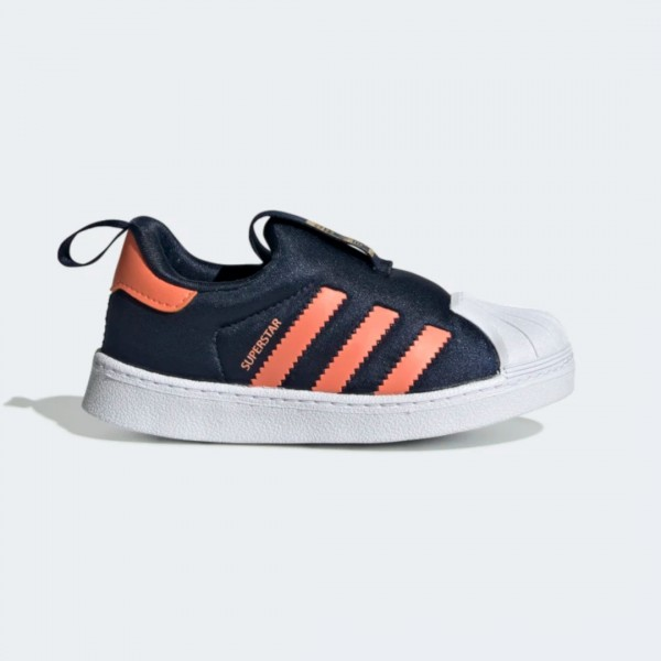 Tênis Adidas Superstar 360 Navy Pink