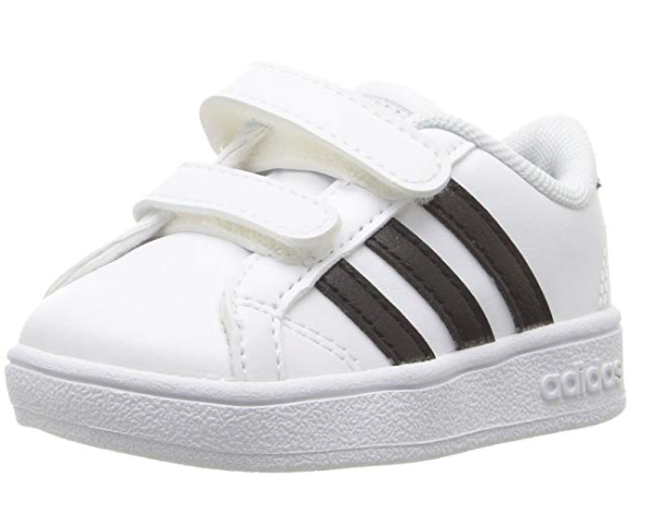 Tênis Adidas White/Black