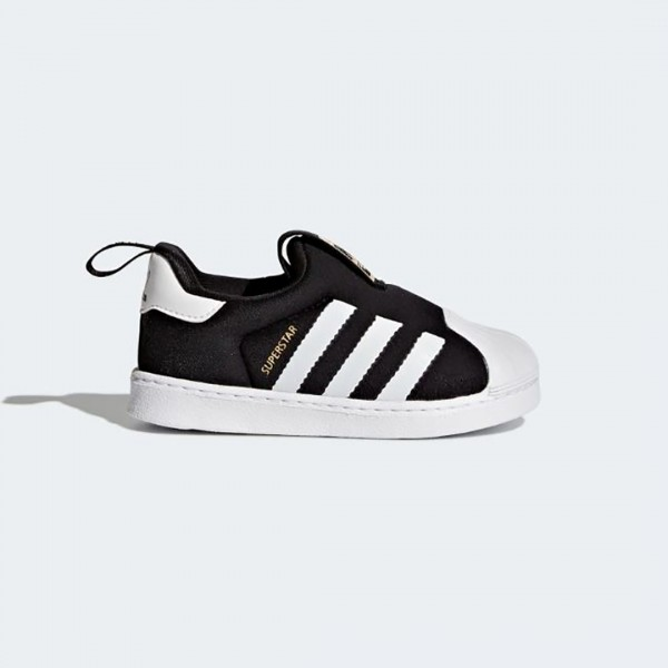 Tênis Adidas Superstar 360 Black