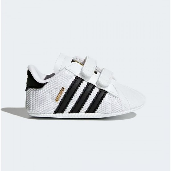 Tênis Adidas Superstar White Gold