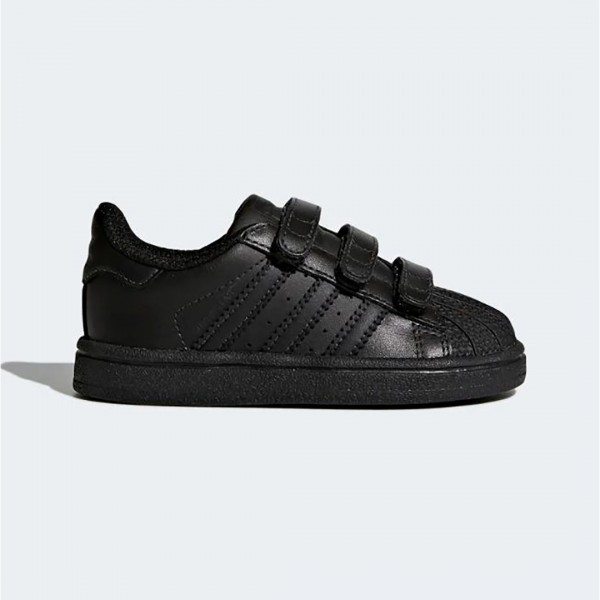 Tênis Adidas Superstar Black