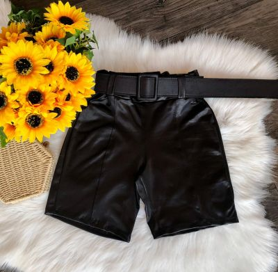 SHORT CIRRÊ POWER 401145 PRETO
