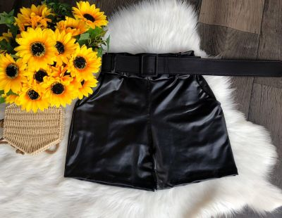 SHORT CIRRÊ POWER 401149 PRETO
