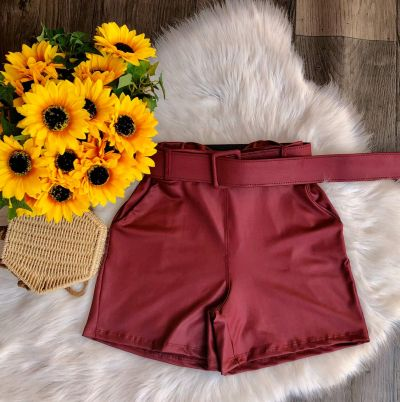 SHORT CIRRÊ POWER 401150 MARSALA