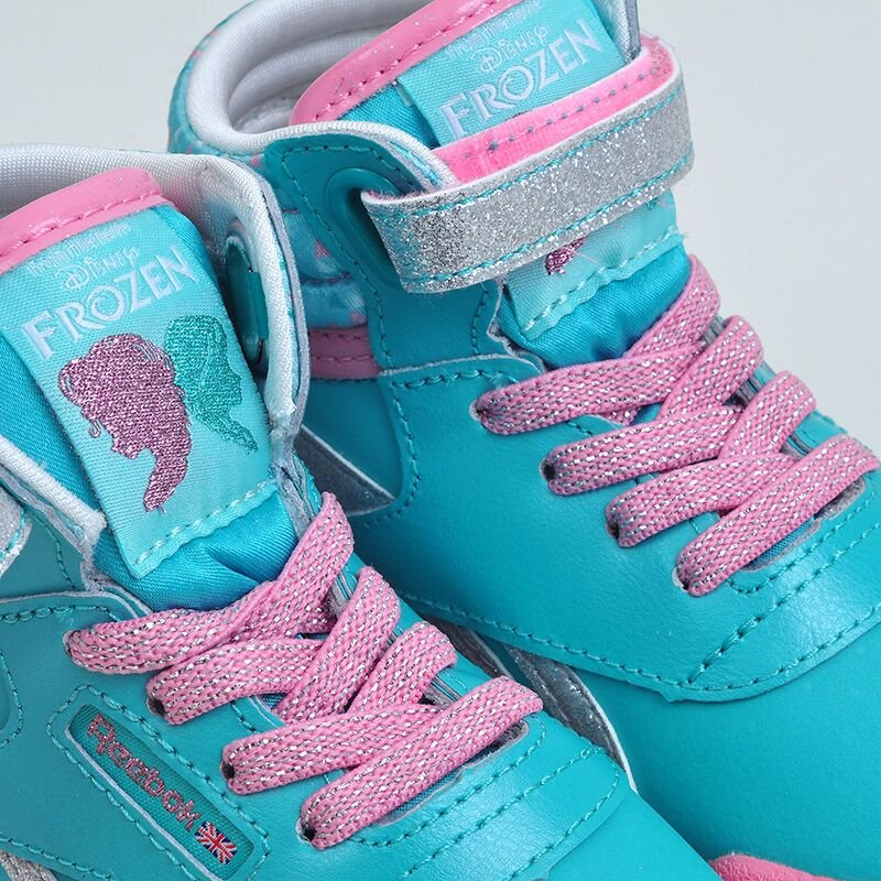 a73028cc773 ... TÊNIS REEBOK INFANTIL FROZEN FREE STYLE HI. Please upgrade to full  version of Magic Zoom Plus™