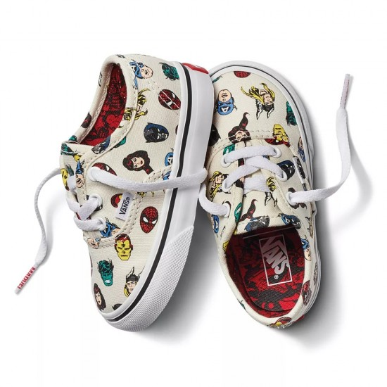 a9d3f01e523 TÊNIS VANS X MARVEL AUTHENTIC TODDLER AVENGERS