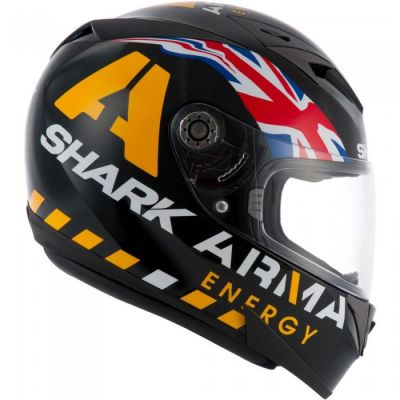 Capacete SHARK S700 - Scott Redding - Réplica