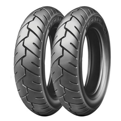 Pneu Michelin S1 Scooter 3,5/3,5 - Par