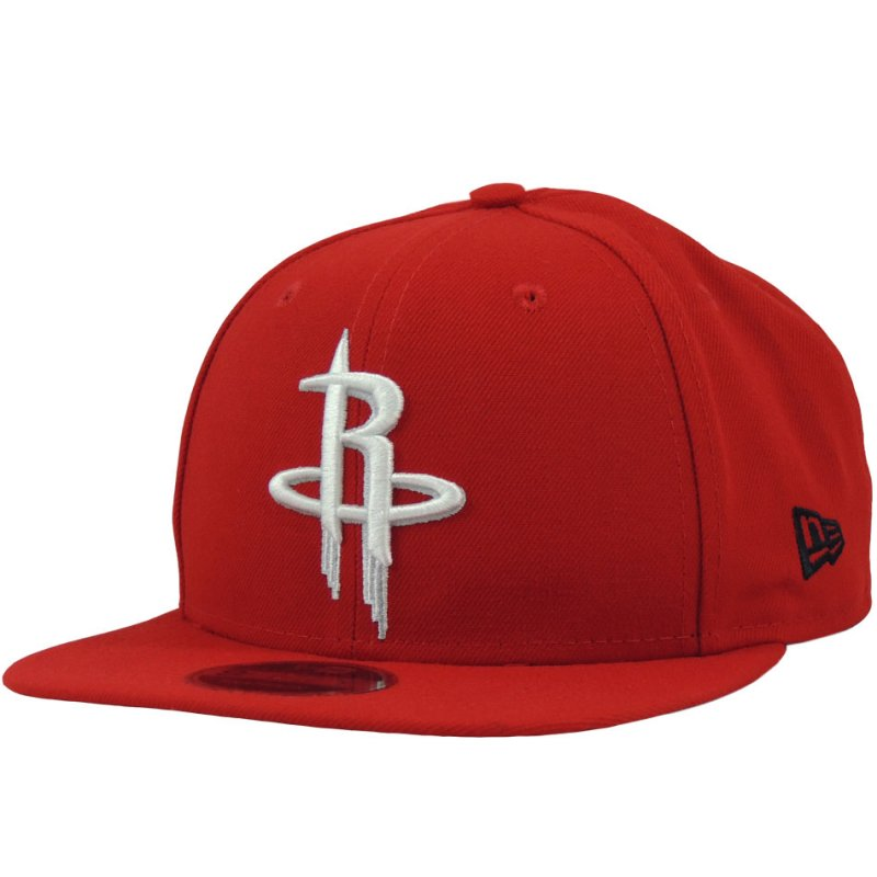 Foto 1 do produto Boné New Era Snapback Houston Rockets NBA 9FIFTY -  Vermelho. Please upgrade to full version of Magic Zoom Plus™ 63f7078ad20