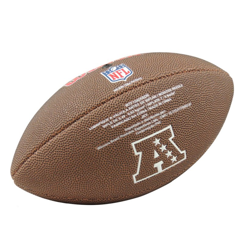 ... Bola Futebol Americano Wilson Denver Broncos NFL. Please upgrade to  full version of Magic Zoom Plus™ 403870c54829d