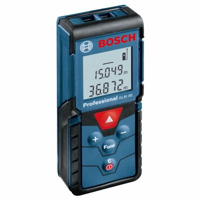 Trena a Laser 40 Metros GLM40 Professional BOSCH