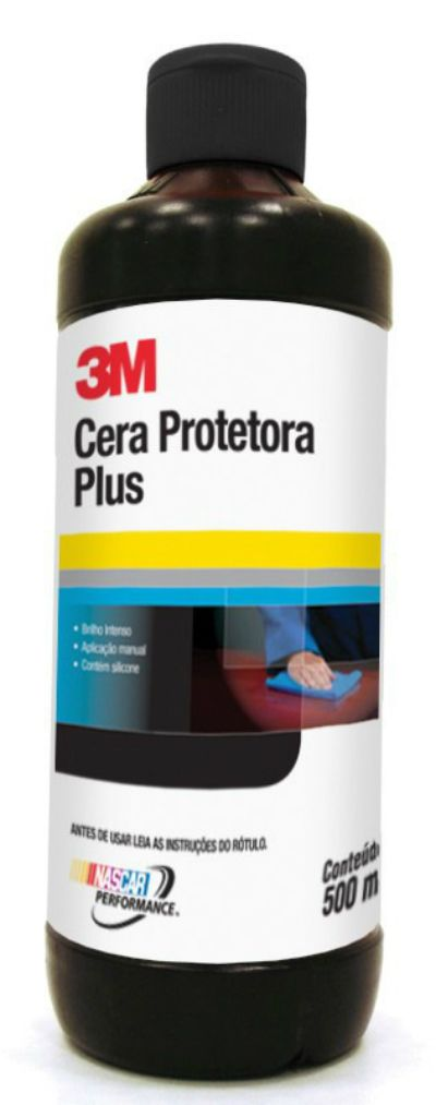 Cera Automotiva Protetora Plus 500ml - 3M