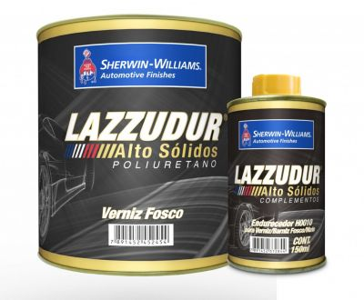 Verniz Poliuretano Fosco Lazzuril VF001 750ml - Sherwin Williams