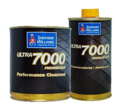 Verniz Ultra 7000 Premium Plus Lazzuril Bicomponente 900ml + Catalisador 180ml - Sherwin Williams
