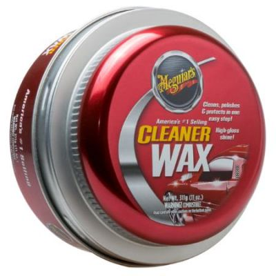 Cera Automotiva Cleaner Wax Pasta Meguiar´s 311grs