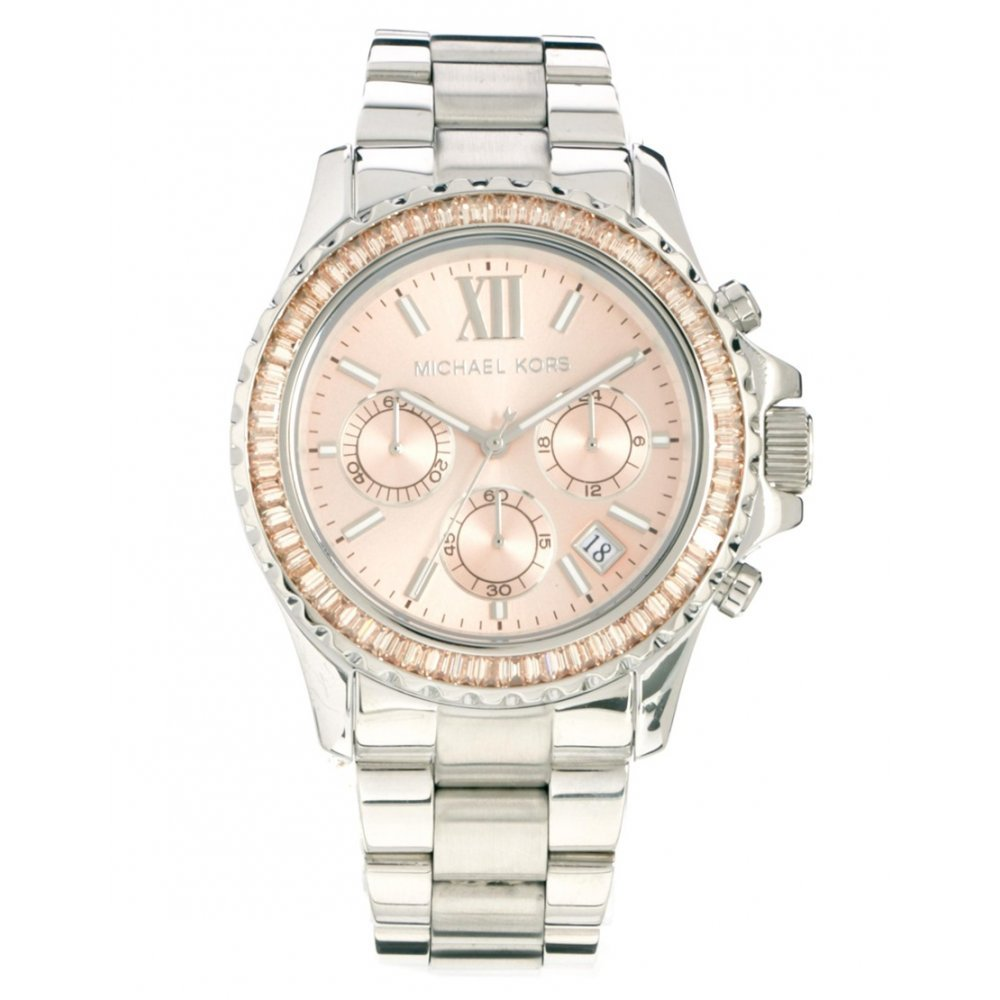 0548d1fef396a ... RELÓGIO MICHAEL KORS MK5870 ROSE SILVER. Please upgrade to full version  of Magic Zoom Plus™