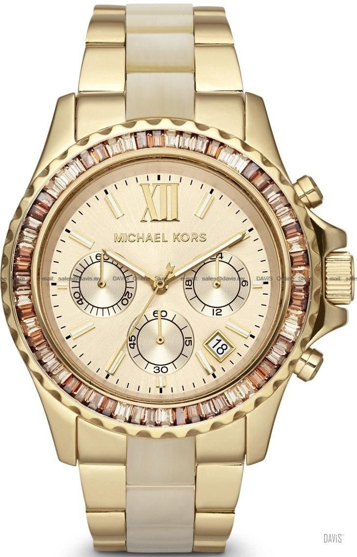 b69a5b32b93 ... RELÓGIO MICHAEL KORS MK5874 GOLD MADREPEROLA. Please upgrade to full  version of Magic Zoom Plus™