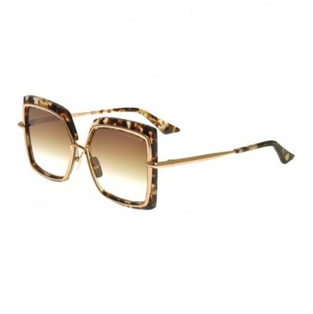 7a1687aca38d1 DITA NARCISSUS TORTOISE ROSE GOLD BROWN