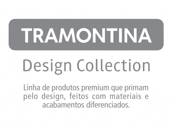 Cuba Quadrum 34x40cm Tramontina Design Collection 94004/103  - foto principal 1