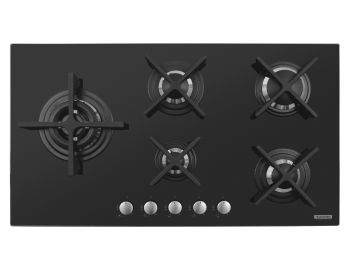 Cooktop Glass Flat 5GG 90 Safestop Tramontina 94731/104