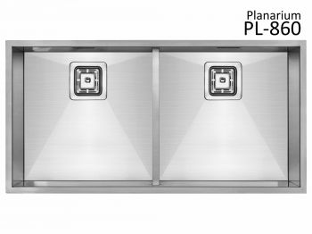 Cuba Dupla Planarium Lowered PL 860 820x400x200 SINK
