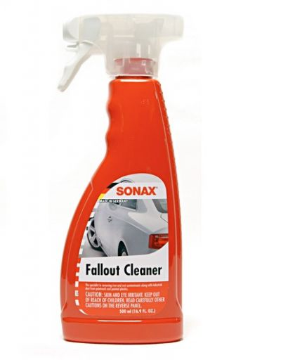Fallout Cleaner 500ML Sonax