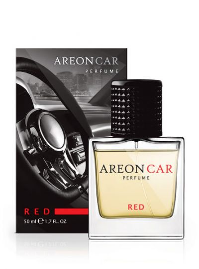 Areon Car Perfume Red 50ML
