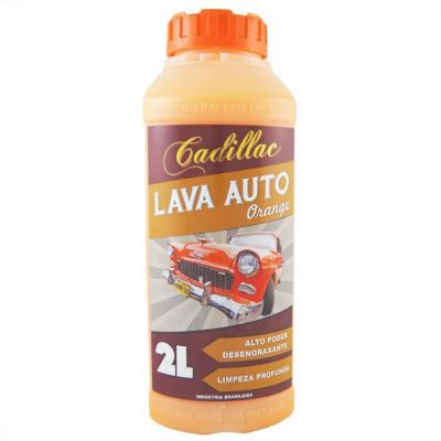 Lava Auto Orange Cadillac 2l