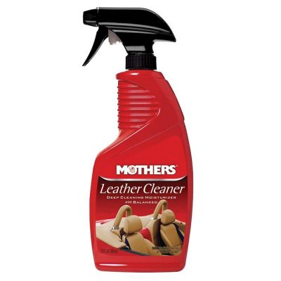 Limpa Couro Leather Cleaner Mothers 355ml