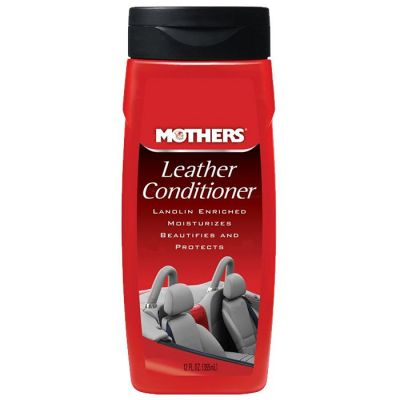 Hidratante de Couro Leather Conditioner Mothers 355ml