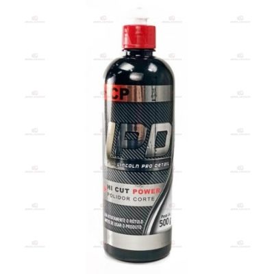 Lincoln Hi Cut Power Polidor De Corte Pesado 500g
