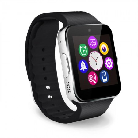 a5ff9aa4dbc Relógio Bluetooth Smartwatch Gear Chip GT08 Iphone e android - foto  principal 1