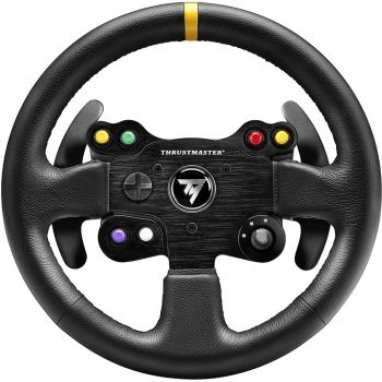 Volante Thrustmaster TM Leather 28GT Wheel para PS3 PS4 Xbox One e PC